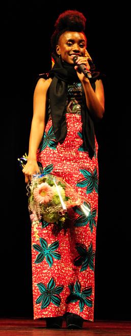 Årets artist Mary N'diaye